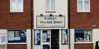 Radley Shop frontage
