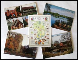radley postcards