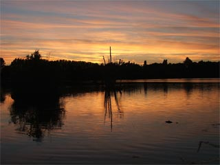Thrupp-Lake